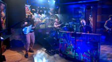 Coldplay on The Colbert Report