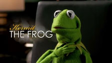 Kermit the Frog in The Muppets