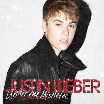 Justin Bieber 'Under the Mistletoe'