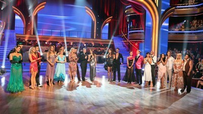 Dancing with the Stars 13 3rd Elimination