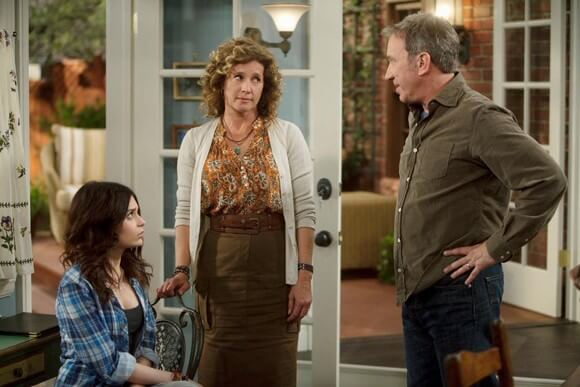 A scene from Last Man Standing
