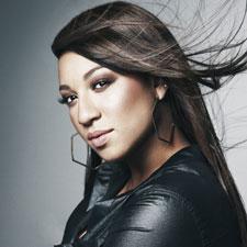 The X Factor Finalist Melanie Amaro