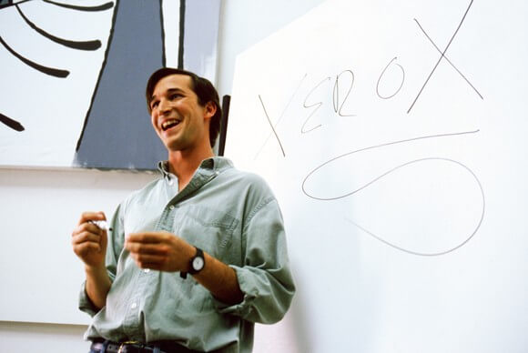 Noah Wyle as Steve Jobs in 'Pirates of Silicon Valley'