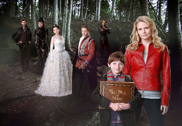 The cast of 'Once Upon a Time'