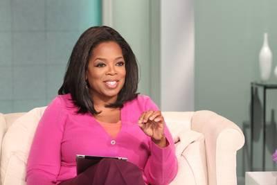 Oprah Winfrey from 'Oprah's Lifeclass'