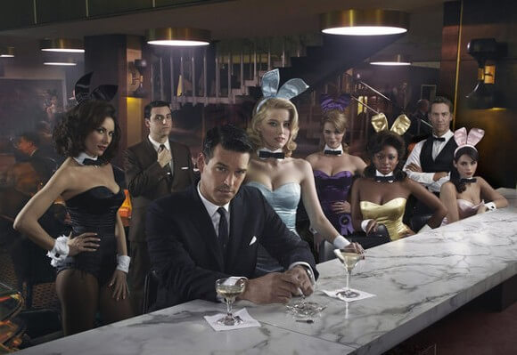 The cast of The Playboy Club