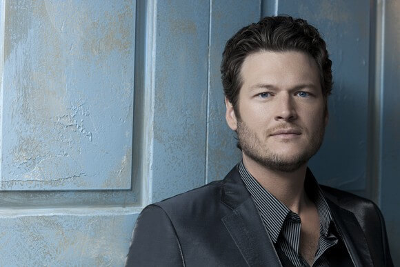 """Blake Shelton will perform during """"The 45th Annual CMA Awards"""""""