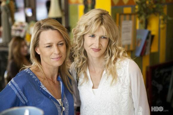 Robin Wright and Laura Dern in 'Enlightened'