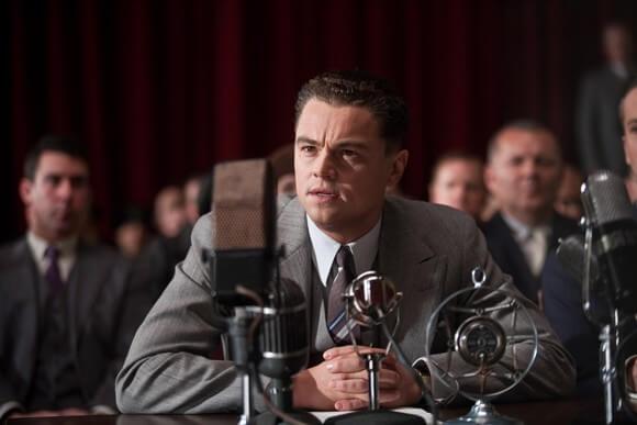 Leonardo DiCaprio in 'J Edgar'
