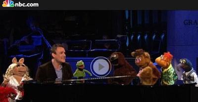 Jason Segel and The Muppets on SNL