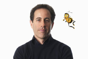 Jerry Seinfeld in Bee Movie