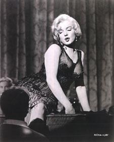 Marilyn Monroe in 'Some Like It Hot'