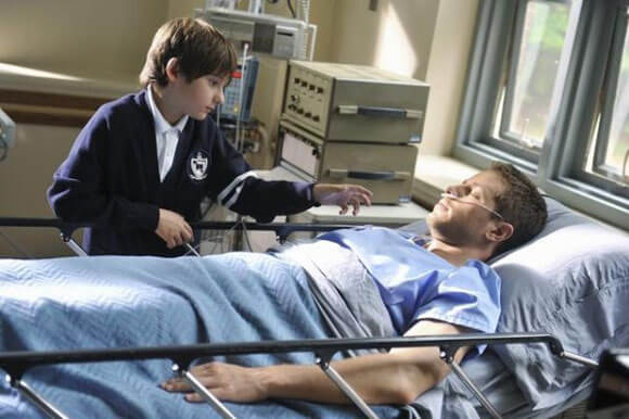 Ginnifer Goodwin, Jared Gilmore and Josh Dallas in Once Upon a Time