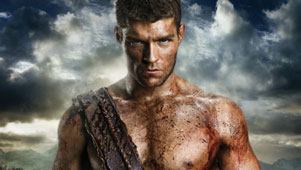 Spartacus Vengeance Poster
