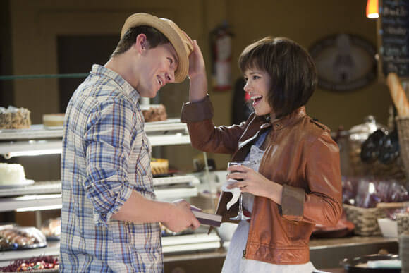 Channing Tatum and Rachel McAdams in 'The Vow'