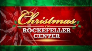Christmas In Rockefeller Center Logo