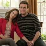 Emily Blunt and Jason Segel in 'The Five Year Engagement'