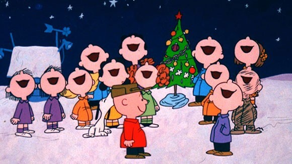 a charlie brown christmas - Classic Christmas Shows
