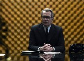 Gary Oldman in a scene from Tinker, Tailor, Soldier, Spy.