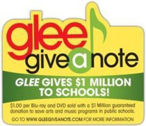 Glee Give a Note