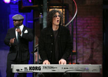 Howard Stern on Late Night with Jimmy Fallow