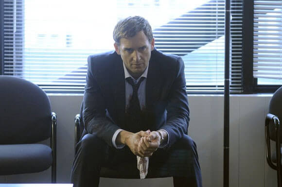 Josh Lucas stars in 'The Firm'