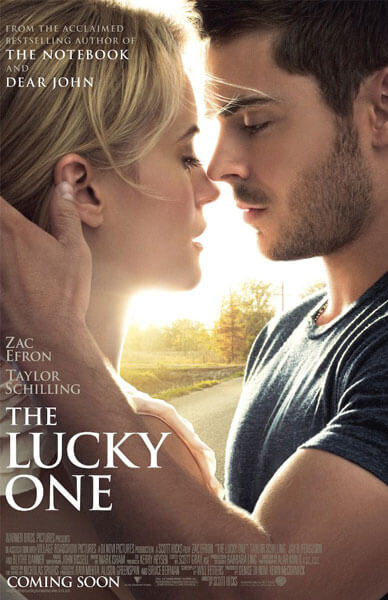The Lucky One Poster