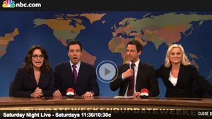 Saturday Night Live December 17, 2011