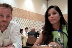 Stephen Dorff and Freida Pinto Immortals Interview