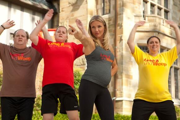 Cameron Diaz stars as 'Jules' in What to Expect When You're Expecting