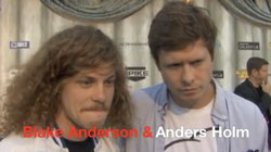 Workaholics Interview