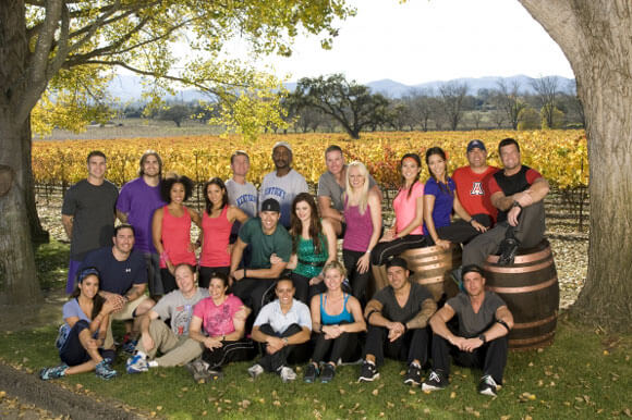 The cast of 'The Amazing Race' Season 20
