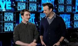 Daniel Radcliffe and Jason Sudeikis