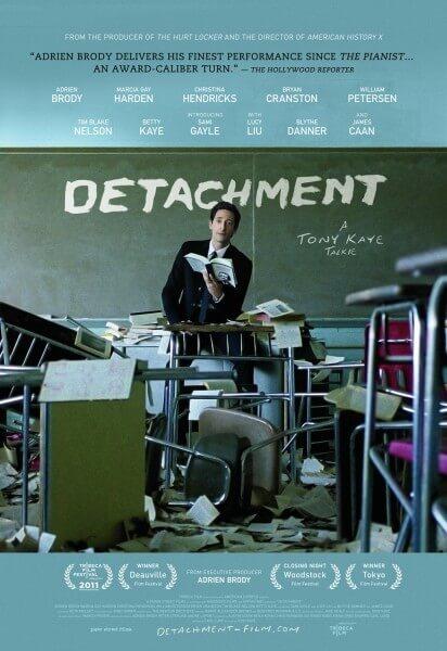 'Detachment' Poster