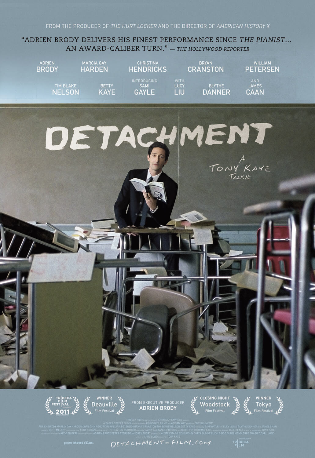 'Detachment' Poster