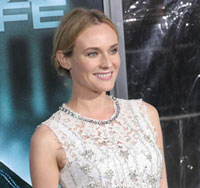 Diane Kruger at the Unknown Premiere