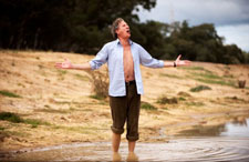 Geoffrey Rush in The Eye of the Storm