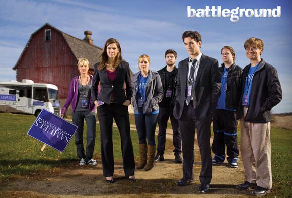 Hulu' Battleground