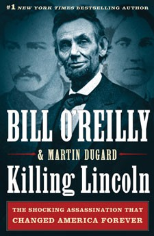 Killing Lincoln Book Cover