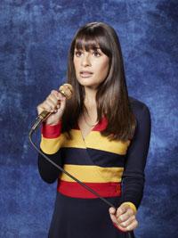 Lea Michele as Rachel in 'Glee'