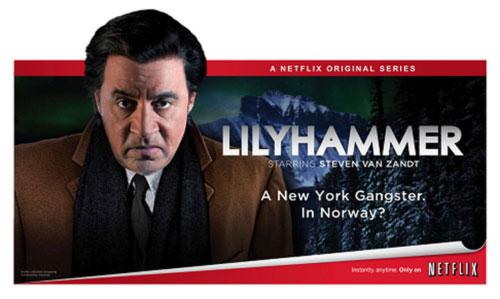 """""""Lilyhammer"""", a Netflix Original Series"""