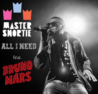 Master Shortie and Bruno Mars