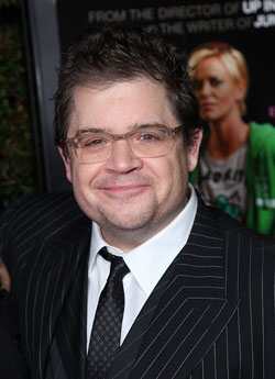Patton Oswalt at the Young Adult premiere