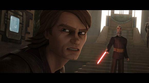 Star Wars The Clone Wars: Escape from Kadavo