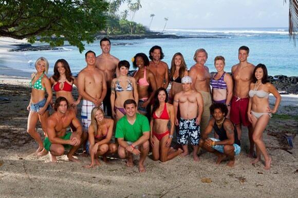 Survivor One World Cast