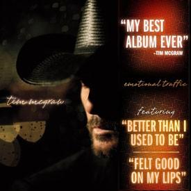 Tim McGraw Emotional Traffic