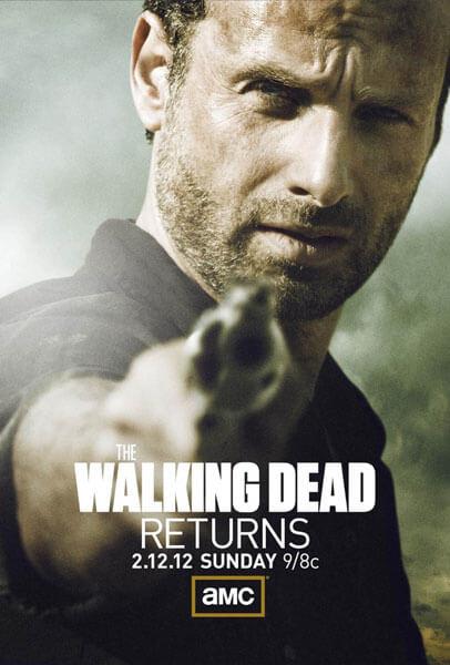 The Walking Dead Midseason Poster