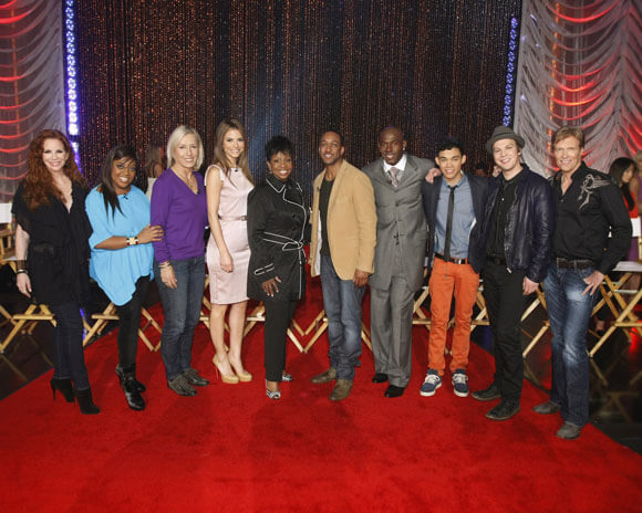 Dancing with the Stars Cast 2012