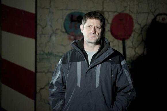 Grant Wilson on 'Ghost Hunters'