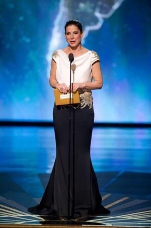 Sandra Bullock 2012 Oscars